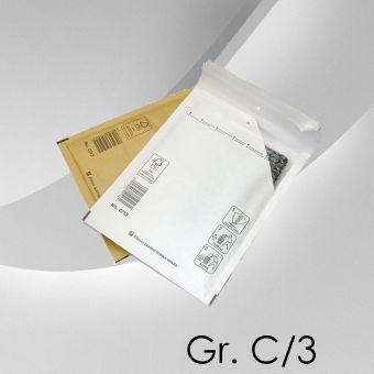 100 ATS Luftpolstertaschen Gr.  C/3 weiß