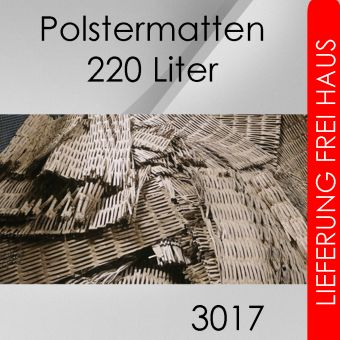OVE 220L Papierpolster-Polstermatten