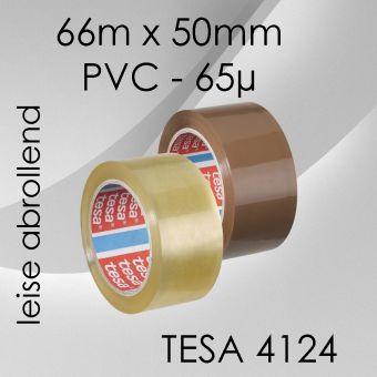 Tesa PVC-Klebeband Ultra Strong 4124: Ab 6 Rollen