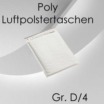 200 Poly-Luftpolstertaschen Gr. D/4