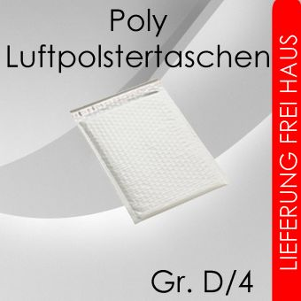 1.800 Poly-Luftpolstertaschen Gr. D/4