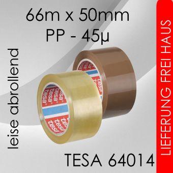 432 Rollen Tesa Klebeband 64014