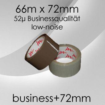 Meko Klebeband 328 - 72mm breit LEISE : Ab 6 Rollen
