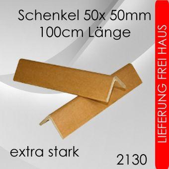 420x Kantenschutzwinkel 1000x 50x 50mm